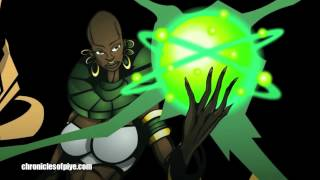 CHRONICLES OF PIYE CHAPTER 2 DESERT LIGHTNING