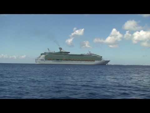 Returning to Ship in Cayman Islands HD
