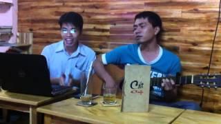 Guitar: Vầng trăng cổ tích - Cát cafe | haidao & đồng bọn