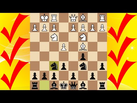 Three-check chess w/ commentary
