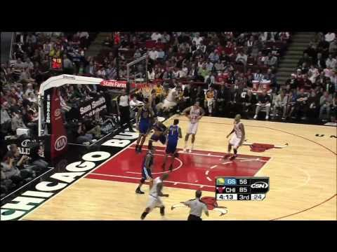 Derrick Rose Highlights vs Warriors [HD] (11.12.10)