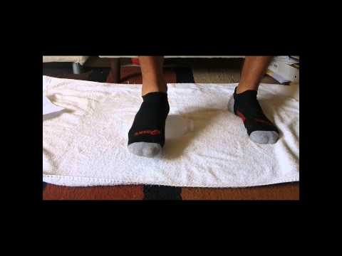 Plantar Fasciitis Symptoms - Water Bottle Stretches for Plantar Fasciitis Symptoms 4/8