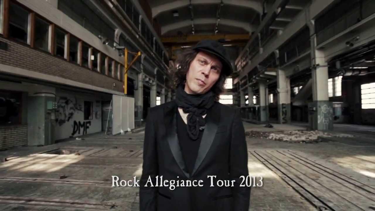 Ville Valo Rock Allegiance Tour 2013 Youtube