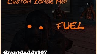 COD | Custom Zombies Map Fuel | Thanksgiving Gameplay