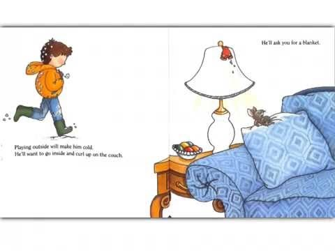 IF YOU TAKE A MOUSE TO THE MOVIES Read Along Aloud Story Audio Book