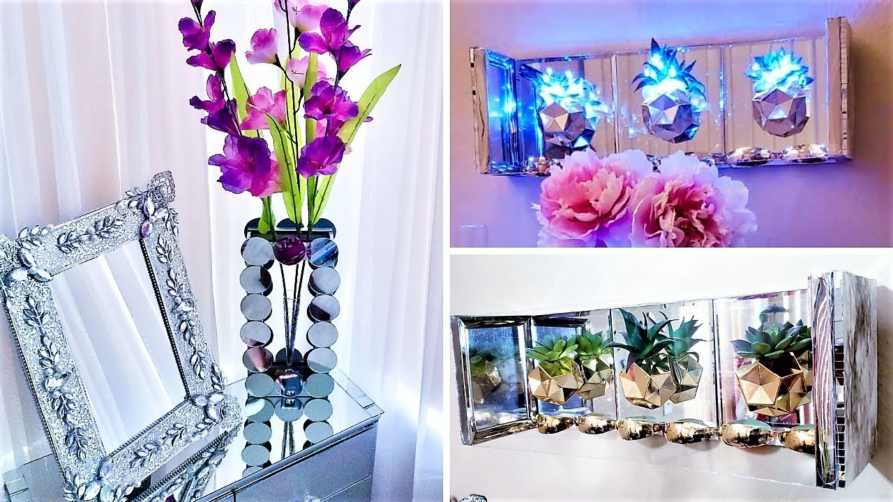 Quick And Easy Diy Home Decor Ideas 2019 Simple And Inexpensive 3d Decors Youtube