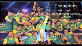 Patna Pirates v U-Mumba in Pictures-The final of season 3 Star Sports Pro Kabaddi