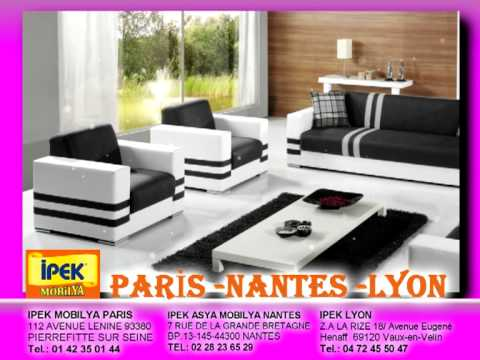 ipek mobilya paris tv spot youtube. Black Bedroom Furniture Sets. Home Design Ideas