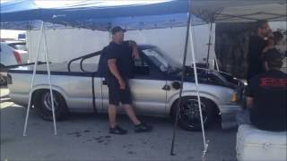 Jackie Knox and The Sonoma from Street Outlaws at Doomsday No Prep