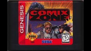 Стрим SEGA ИГР ● Comix Zone, Alien 3