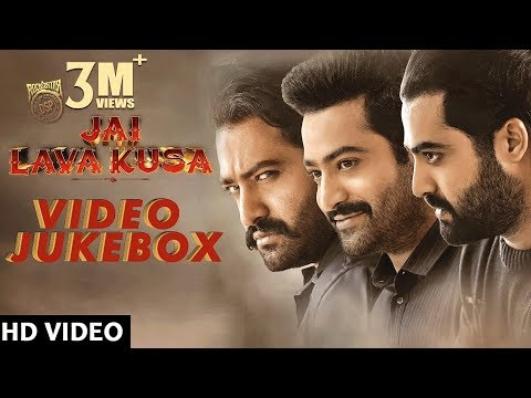 Jai Lava Kusa Video Songs Back to Back - Video Songs Jukebox | Jr NTR, Rashi Khanna, Nivetha Thomas