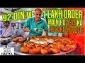 indore street food india ka sabse successful street food vendor johny hot dog