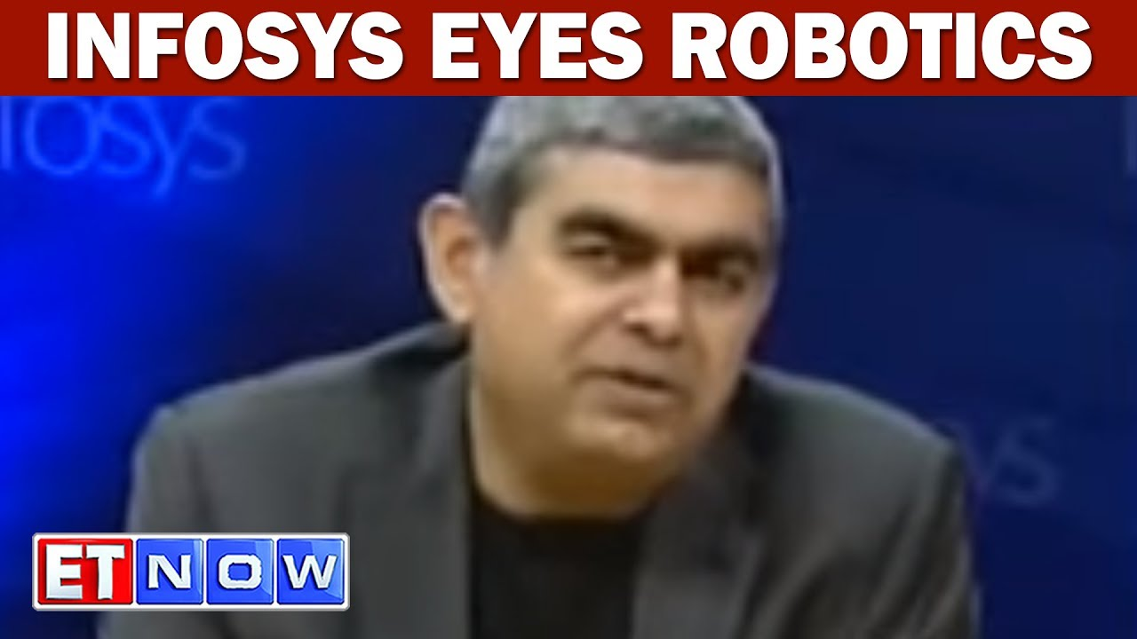 Infosys eyes robotics ai and driver less cars for next round of growth