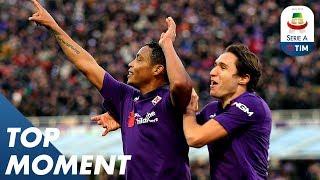 Muriel scored on his debut for Fiorentina | Fiorentina 3-3 Sampdoria | Top Moment | Serie A