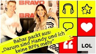 Interview: ✖ Darum sind MANDY CAPRISTO und BAHAR keine BFFs mehr! ✖