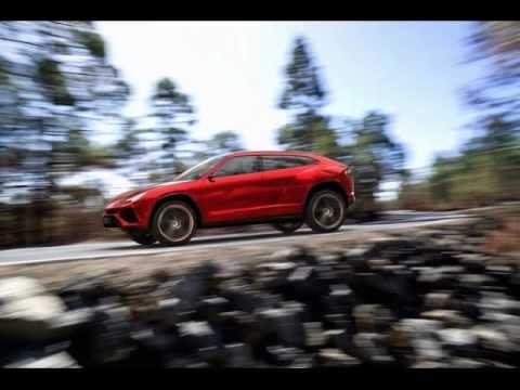 Lamborghini Urus 2015