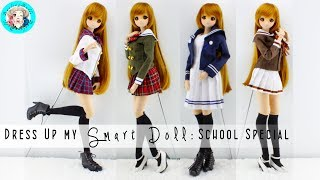 💗 Dress-Up my Smart Doll 2: School Special! ♥DarlingDolls ドレスアップビデオ