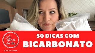 50 Dicas com Bicarbonato para Limpar e Organizar