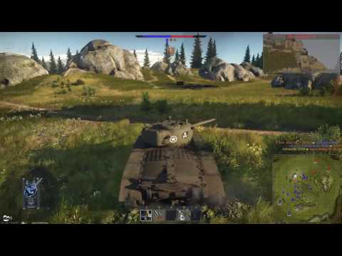 T20 Realistic Battles Gameplay; War Thunder Ground Forces RB
