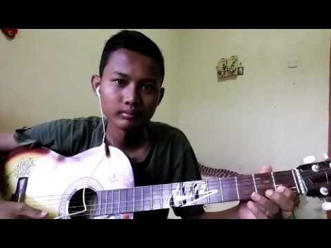 TUTORIAL CARA PETIKAN GITAR lagu GABY - Tinggal Kenangan (chord gitar)