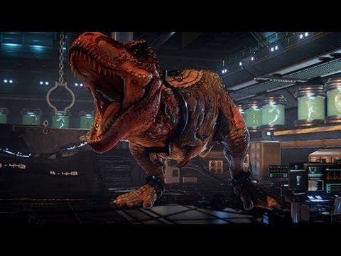 The Dinosaur Brutality of PS4s Primal Carnage: Genesis