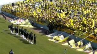 2010年3月14日、栃木SCホーム開幕にJ1降格の柏レイソルを迎えて...