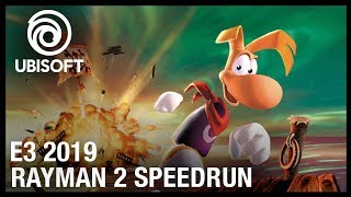 Rayman 2: Speedrun World Record Attempt by Glackum With SpikeVegeta Commentary | Ubisoft [NA]