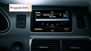 2014 Audi Q7 w/HD Radio™ Technology