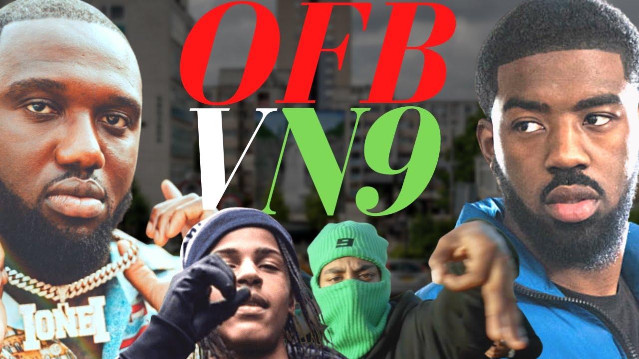 North London's Bloody Gang War - OFB v N9