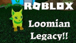 Loomian Legacy!!! - Roblox