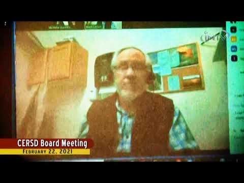 Download CERSD Board Meeting - February 22 2021
