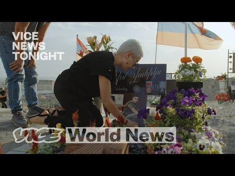 War Has Armenians Split Ahead Of A Historic Election