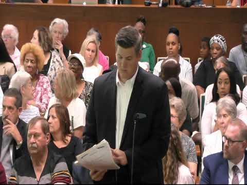 Springfield City Council Meeting September 17, 2019