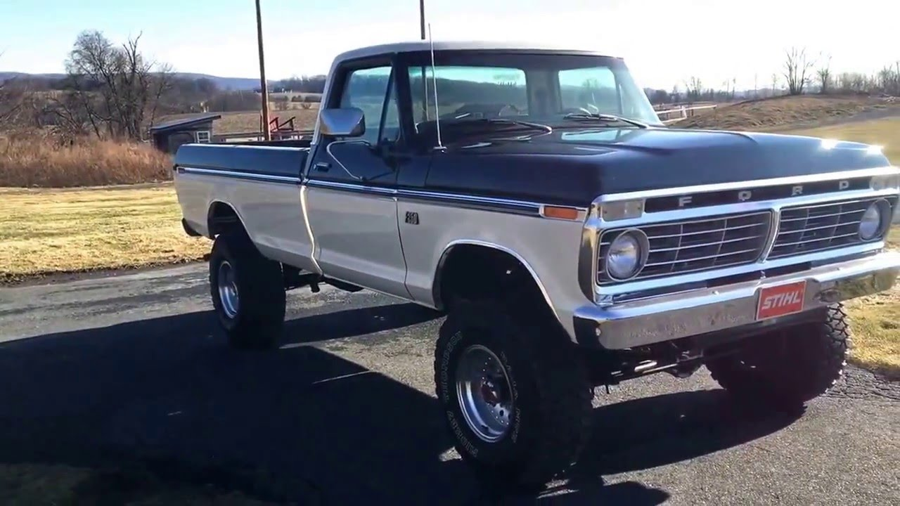 2016 Ford F250 >> My 79 supercab and my 76 highboy. Highboy I did over ...