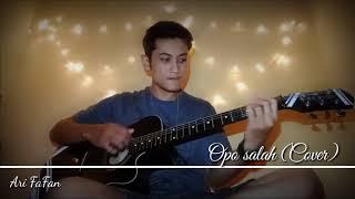 OPO SALAH (cover) ARI FAFAN