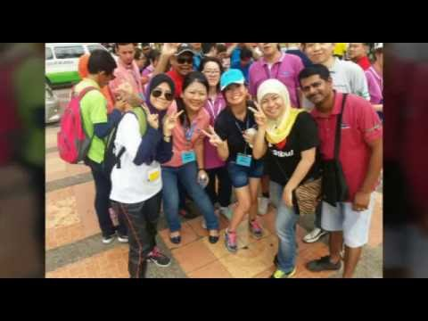 BMS Malaysia in Historical Malacca Treasure Hunt Amazing Race