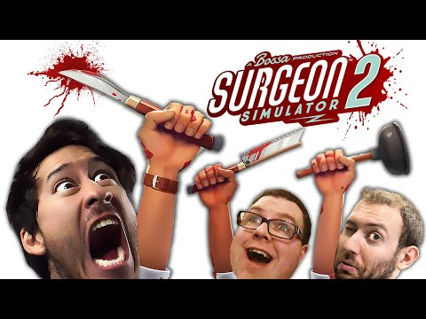 WE'RE A DOCTOR!! | Surgeon Simulator 2
