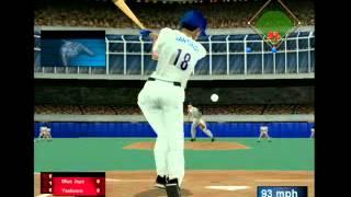 Microsoft Baseball 3D Ad