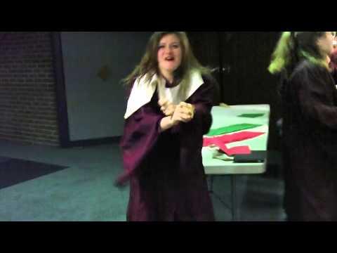 Shenandoah Middle School Choir Gangnam style