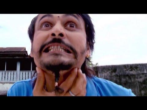 Budi Poila Gai -Shreekrishna Luitel - New Nepali Funny Song-2014( Official Video)