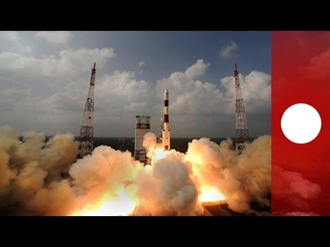 India first mission to Mars Launch of PSLVC25 ISRO