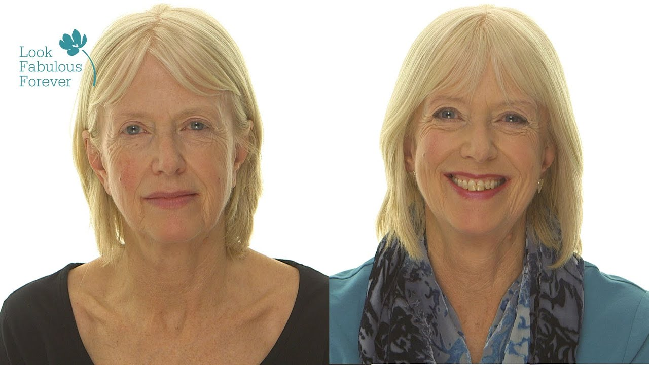 MakeUp for Older Women: Quick and Easy Day Makeup - YouTube