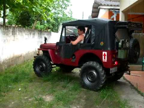 jeep willys 51 - youtube