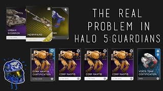 "The Real ""Problem"" with Halo 5:Guardians"