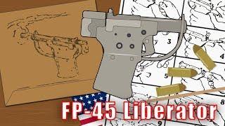 FP-45 Liberator (Throw away pistol)