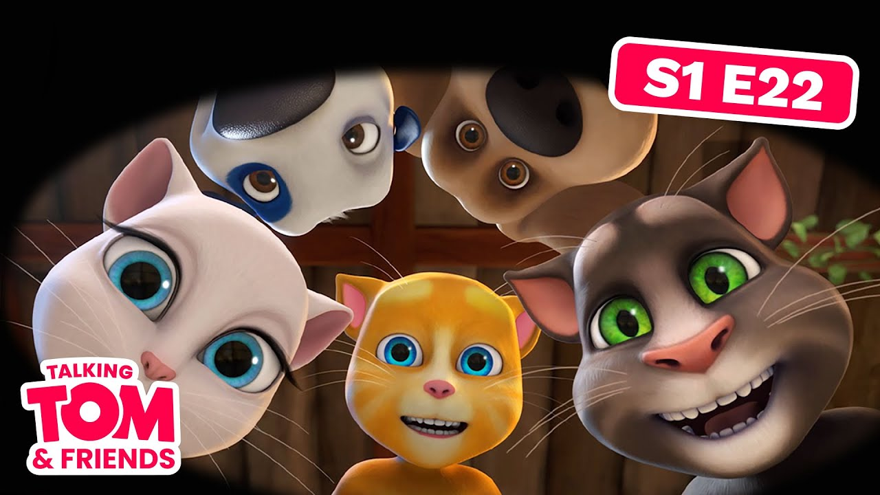 Talking Tom And Friends Ceo In Trouble Season 1 Episode