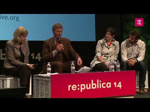 re:publica 2014 - Wer archiviert das Internet?
