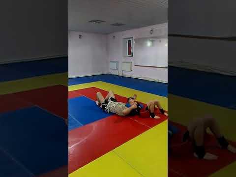 Cavidan kickboxing traning