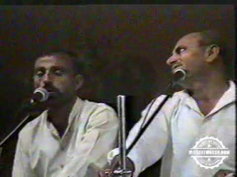Kasumbi No Rang    Dayro   ડાયરો     ભીખુદાન ગઢવી    કમલેશ ગઢવી   Gujarat Club Calcutta (GCC) – 1990