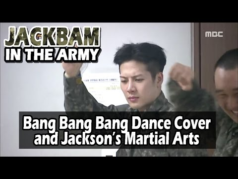 [Real men] 진짜 사나이 - JACKBAM Assisting Fellow W/ Dancing 20160529